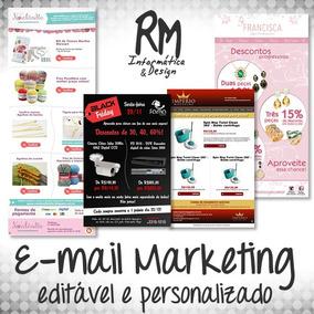 Template Email Marketing Newsletter Editável Html Pro