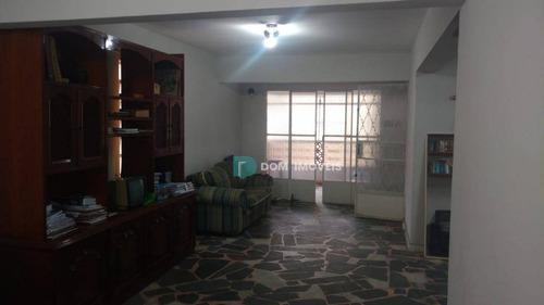 Casa 4 Quartos, 1 Suíte, 1 Vaga De Garagem - Centro - Juiz De Fora - Ca0294