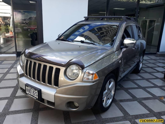 Jeep Compass Limite-multimarca