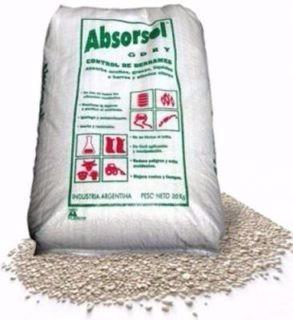 Mineral Absorbente Absorsol X 25 Kg