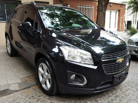 Chevrolet Tracker Ltz 4x4 Automatica
