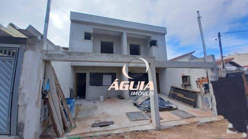 Imagem 1 de 26 de Sobrado Com 3 Dormitórios À Venda, 115 M² Por R$ 620.000,00 - Parque Bandeirante - Santo André/sp - So1550
