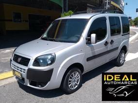Fiat Doblo 2014 Completa 7 Lugares 1.8 Flex Impecável Nova
