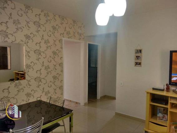 Apartamento 2 Dormitórios 65m² 1 Vaga Coberta , Jardim California, Osasco. - Ap0032