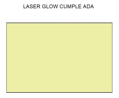 Plancha Bicapa Laserable Laserglow Fotoluminiscente 613x400