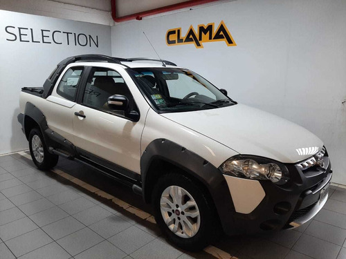 Fiat Strada Adventure Pick-up C Doble 1.6  2013