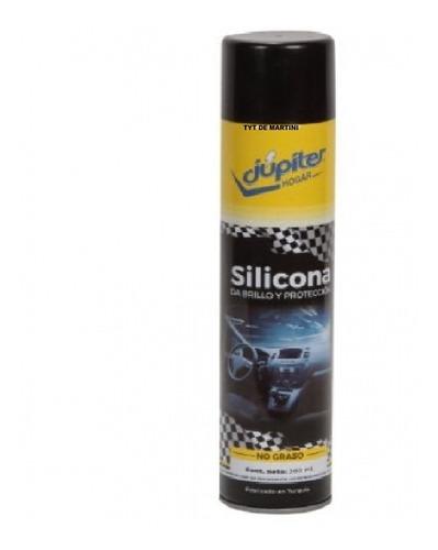 Silicona En Aerosol Para Autos Tablero Júpiter - Tyt