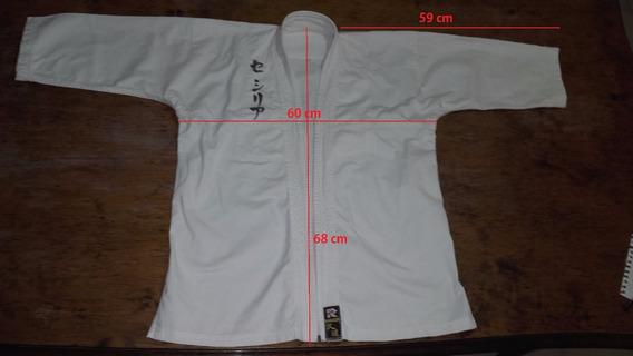Uniforme Randori De Aikido Talle 3