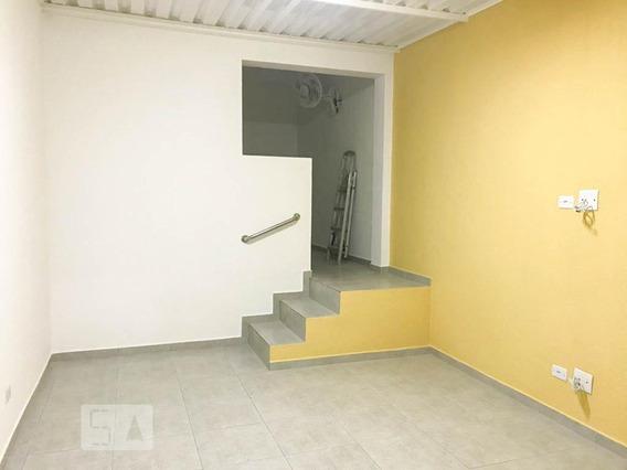 Casa Para Aluguel - Tatuapé, 1 Quarto, 30 - 893097100