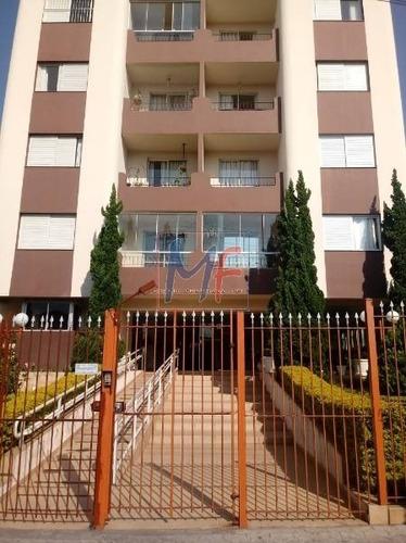 Imagem 1 de 30 de Ref 11.860 Excelente Apartamento Reformado No Bairro Quarta Parada, Com 3 Dorms, 1 Vaga Coberta, 75 M² , Mobiliado, Prédio Com Lazer. - 11860