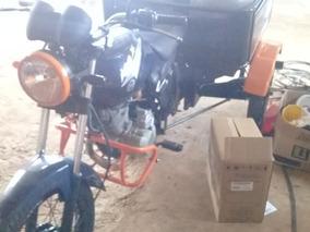 Moto Boa Max 125 Completa