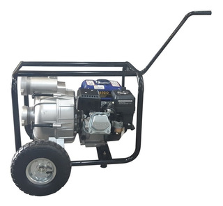 Motobomba Naftera 6.5 Hp 3 Pulgadas Agua Sucia