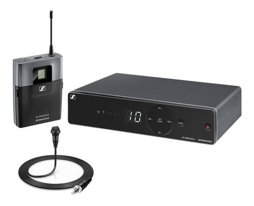 Micrófono Lavalier Sennheiser Xsw1 Me2 A Mic Corbatero Audio