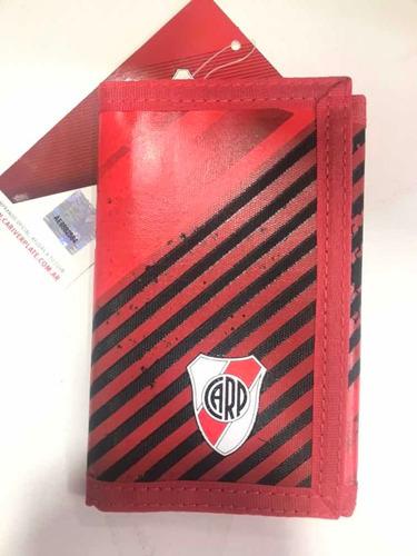 Billetera Infantil Juvenil River Plate Millonario