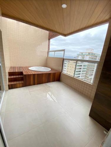 Apartamento - Venda - Guilhermina - Praia Grande - Mfp48