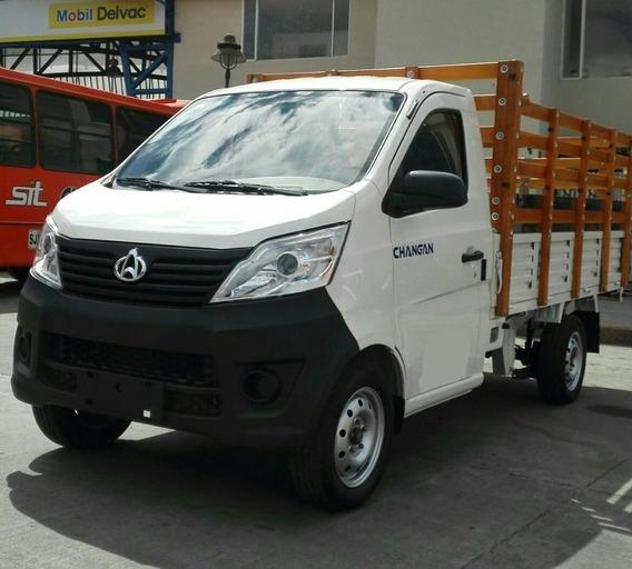 Camioneta Piaggio Changan Modelo 2017 Full Equipo