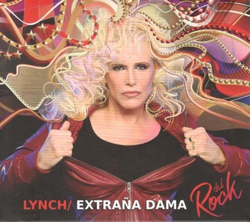Cd - Extraña Dama Del Rock - Valeria Lynch