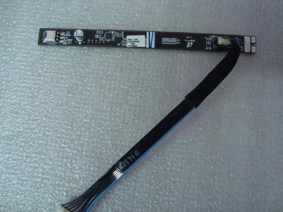 Placa Sensor Do Controle Remoto Tv Samsung Ln40d503f7gxzd
