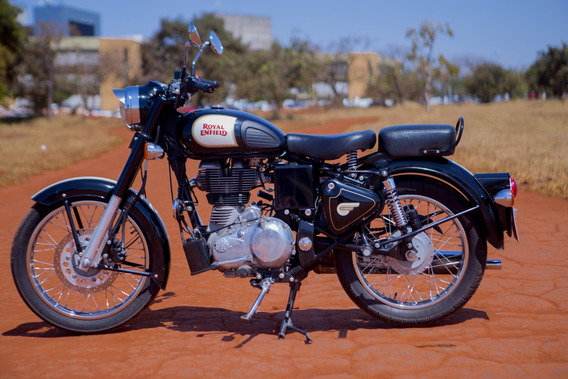 Royal Enfield Classic 500 - 2016