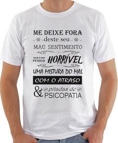 Camiseta Infantil Masculina Feminina Frase Ministro 1053