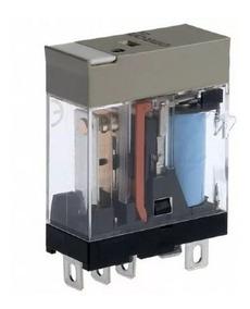 10x Relé Eletromecânico 1na+1nf 24v G2r-1-snd Dc24(s) Omron