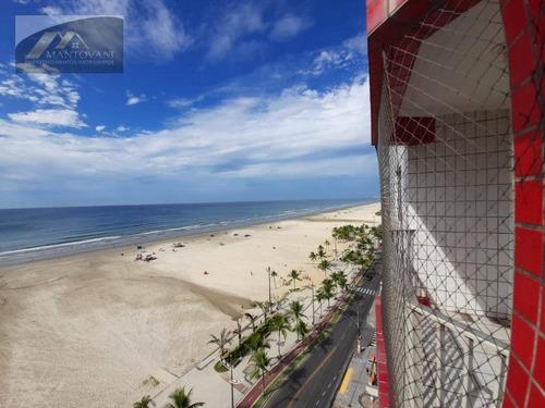 Apartamento À Venda, 115 M² Por R$ 350.000,00 - Aviação - Praia Grande/sp - Ap2691