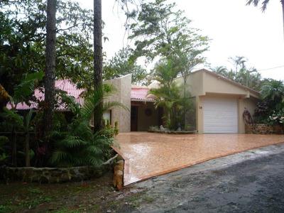 18-3482ml Hermosa Casa En Cerro Azul 18-3482ml Hermosa Casa