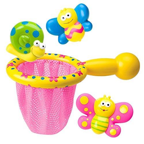 Imagen 1 de 5 de Juguete De Bañera Alex Toys Para Niño Set X 4 Piezas