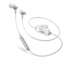 Fone De Ouvido Jbl In-ear E25bt Branco - Bluetooth