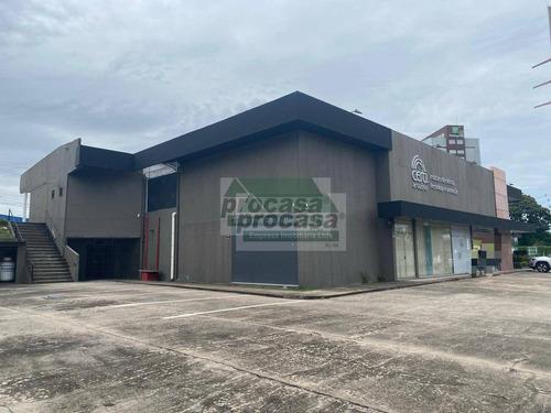 Prédio Para Alugar, 900 M² Por R$ 20.000,00/mês - Distrito Industrial I - Manaus/am - Pr0206