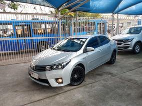 Toyota Corolla Gli Upper Flex 2016