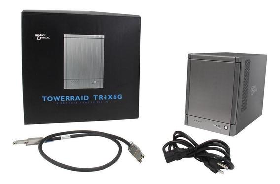 Sans Digital Tr4x6g Jbod (raid Supported Via Controller Card