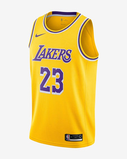 Remera Lebron James Angeles Lakers Original