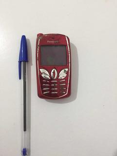 Celular Panasonic Mini Eb-g50 Retirada De Peças