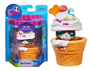Pet Shop Escondidas Y Dulces Art A1344 Loonytoys