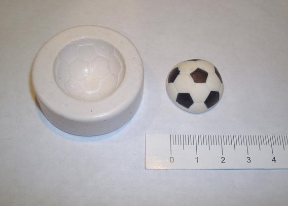 Moldes De Caucho De Silicona Pelotas Para Porcelana Fria