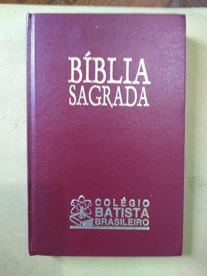 Biblia Sagrada - Colégio Batista Brasileiro - Ntlh
