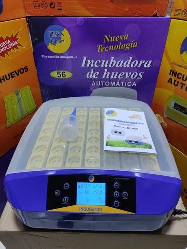 Nueva Incubadora Automática Led De 56 Huevos De Gallina