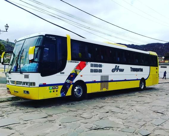 Scania K 124 Ib Busscar El Bus 340