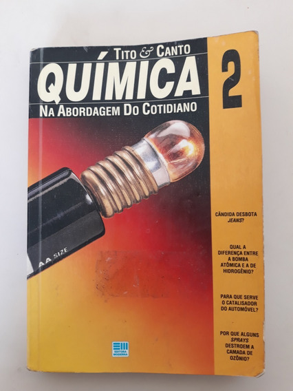 Química Na Abordagem Do Cotidiano Vol2