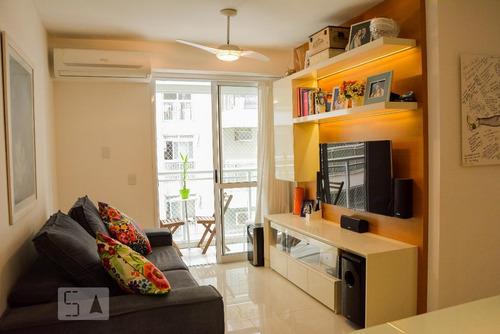 Apartamento À Venda - Botafogo, 2 Quartos,  71 - S893135160