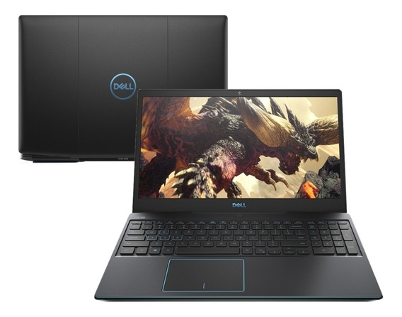 Notebook Dell G3 15.6