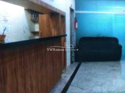 Hotel Para Venda No Bairro Penha De França, 40 Suítes 750 M² - 728