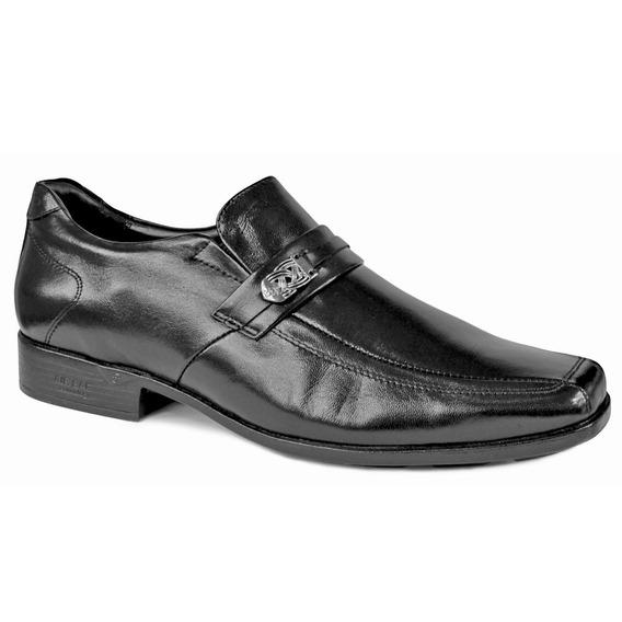 Sapato Jota Pe Masculino 71901 - Preto