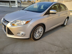 Ford Focus Sel At 2012 Unico Dueño Servicos En Agencia