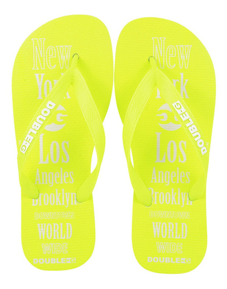 Chinelo Double-g Dgm0019