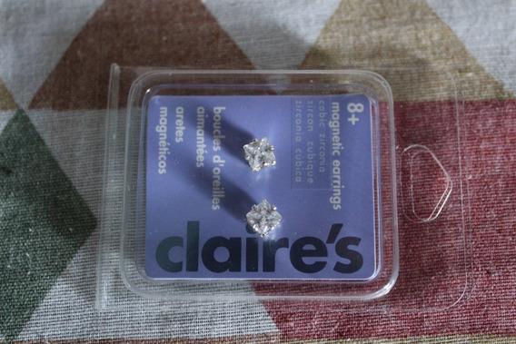 Aretes Magneticos Claire