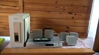 Home Theathre Philips Modelo Hts3000