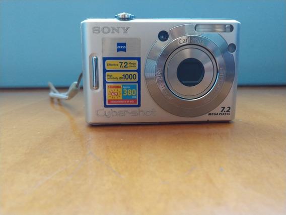 Câmera Sony 7,2 Mp