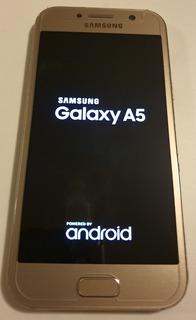 Samsung Galaxy A5 2017 A520 - Dual, 32gb, 16mp, 4g - Usado